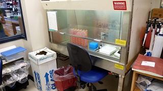 equipment biosafety cabinet
